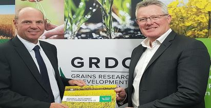 GRDC plans unveiled