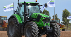 Deutz Six Series shifts gear