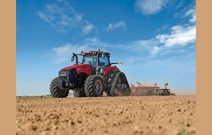 Case IH AFS Connect Magnum now available