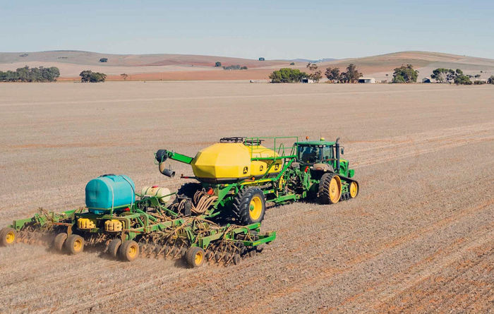 Distance is no longer a barrier with John Deere Connected Support