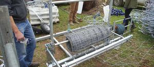 NEW PRODUCT: Easy fencing