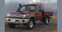 Toyota Landcruisers recalled due to potential fire hazard