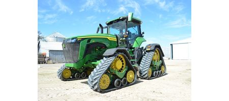 Best tractor sales result in 40 years
