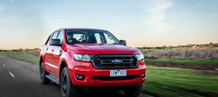 Ranger Sport added to Ford ute line up