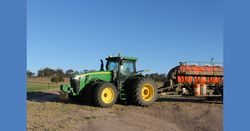 Seeding starting well for WA Wheatbelt