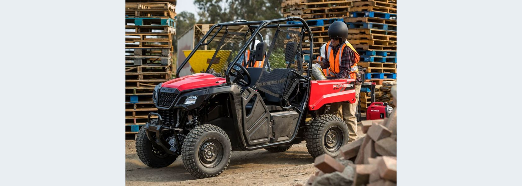 Honda confirms ATV market exit
