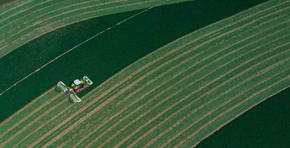Claas in the running for world record