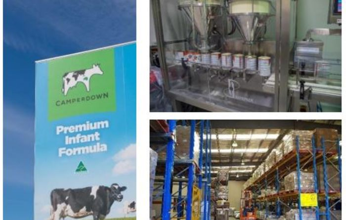 Bellamy's ups support for organic dairy farms