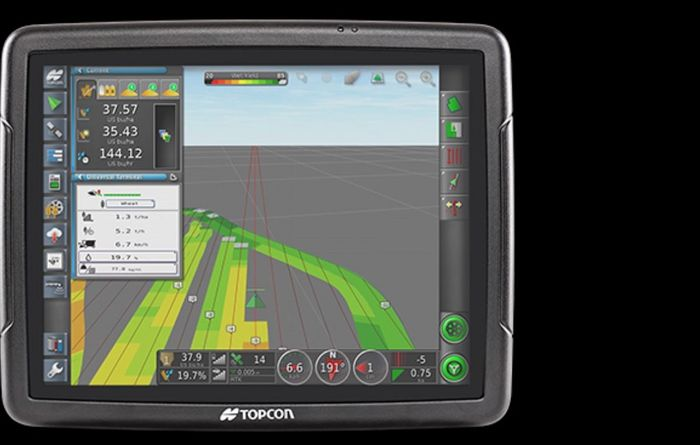 Topcon and Raven announce partnership