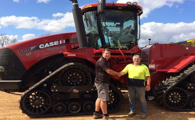 Western Australia home to first CVT Quadtrac