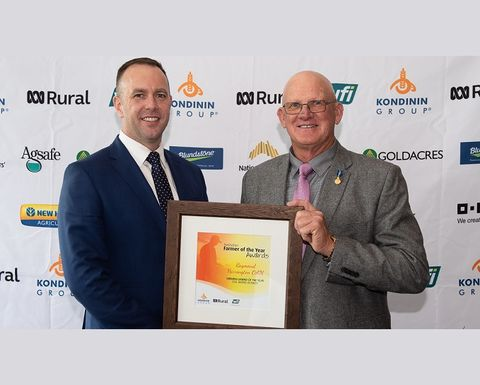 Nominations extended for 10th annual farmer awards