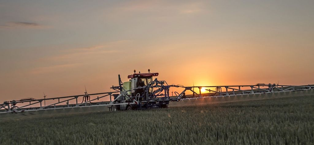 Hardi announces new self-propelled sprayer and boom
