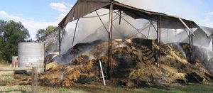 Don't make hay stacks a burning issue