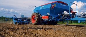Larger hopper now available for Lemken seeding gear