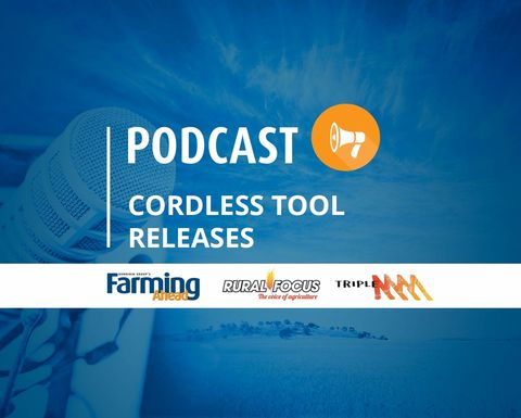 Podcast: Cordless tool releases