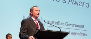 Barnaby heads to Berlin for G20 trade talks