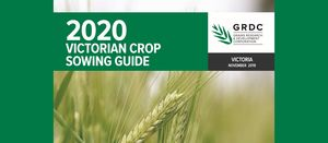 Victorian crop growing guide now available