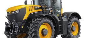 New JCB 8330 delivers more torque and power