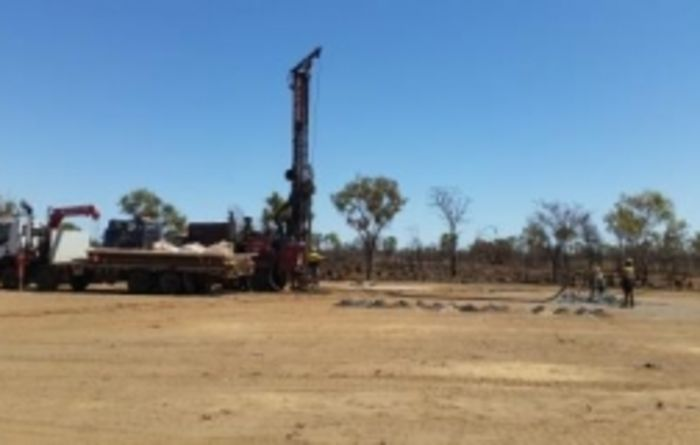 Drilling starts at Mt Anderson Station