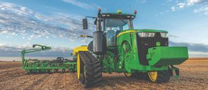 John Deere makes comfort changes to range