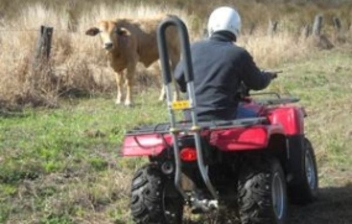 Quad bike safety plan welcomed by Queensland agriculture industry