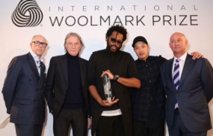 International fashion awards put Aussie wool in spotlight