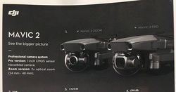 DJI Mavic family set to expand