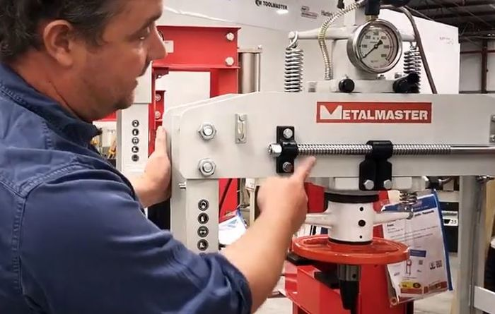 Video: Workshop Presses