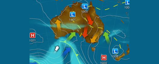 Unstable wet weather on the cards this week