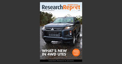 Farming Ahead Research Report: 4WD Ute Update, February 2021