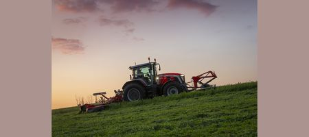 Massey Ferguson reveals new MF8 Series