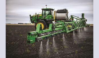 John Deere announces new sprayers, tractors and seeding gear