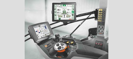 Claas ISOBUS controller to make machinery operation easier