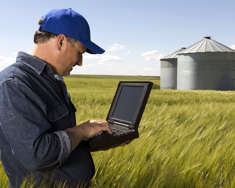 Ag groups join to end data drought
