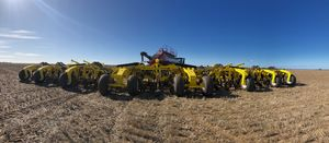 Seedstorm demo draws a crowd to Gnowangerup