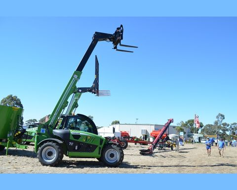 Wimmera Machinery Field Days on soon