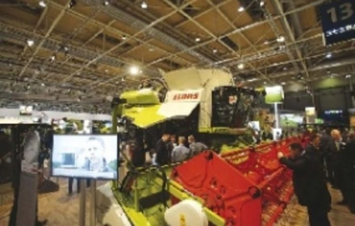 Agritechnica does not disappoint