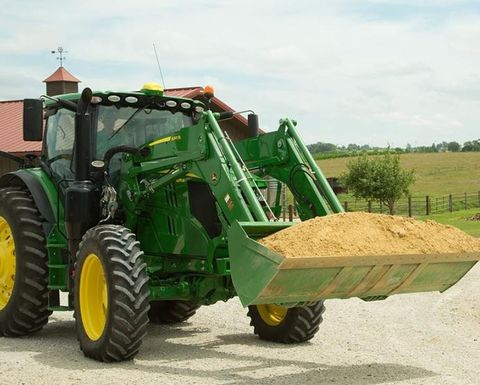Deere's 6R series upgraded
