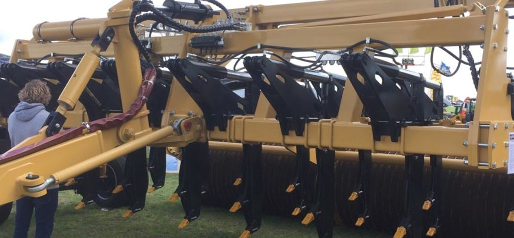 Dowerin delivers with new machinery