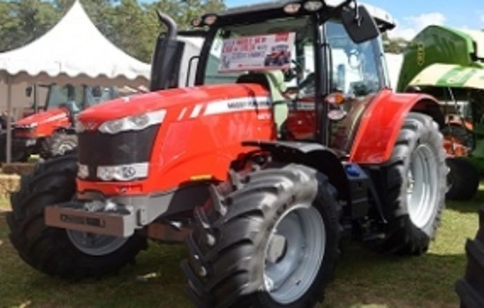 Massey tractor and Kuhn sprayer take out top titles