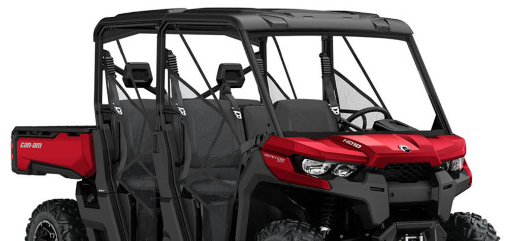 Can-Am launches new models