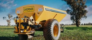 Coolamon launches compact spreader range