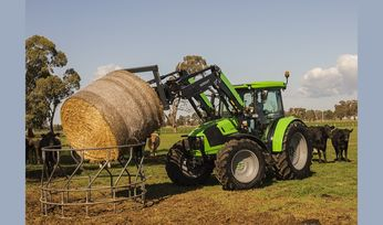 New Deutz-Fahr tractor has plenty of options