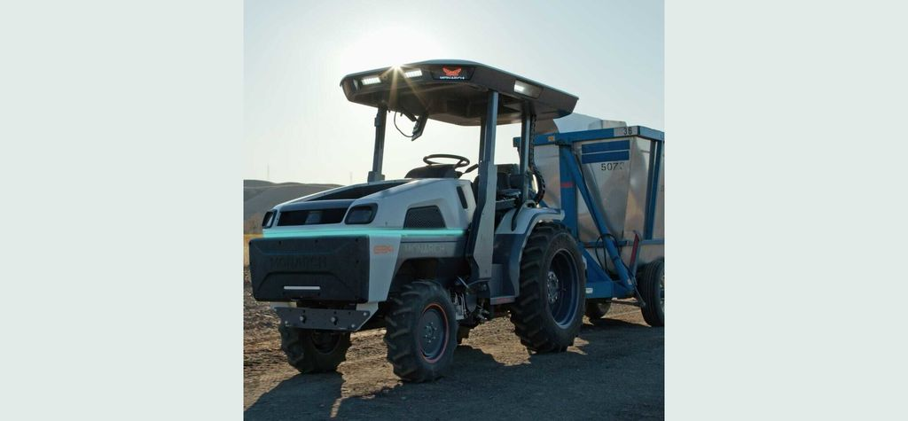 CNH invests in electric tractor technology