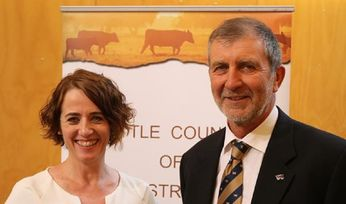 Cattle Council farewells outgoing CEO