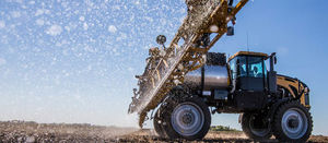 AGCO takes out five awards