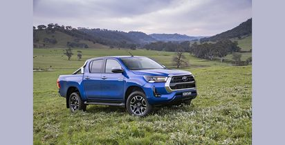 Toyota announces beefed up Hilux