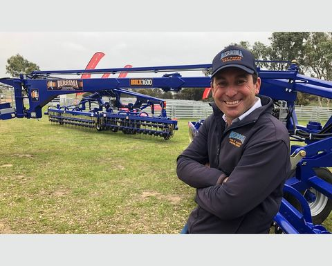 Hay equipment rakes in awards at Dowerin