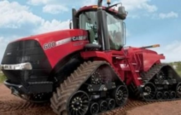 Case IH tweaks track technology