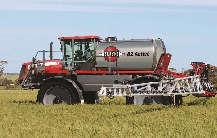 Hardi continues expansion into self-propelled market